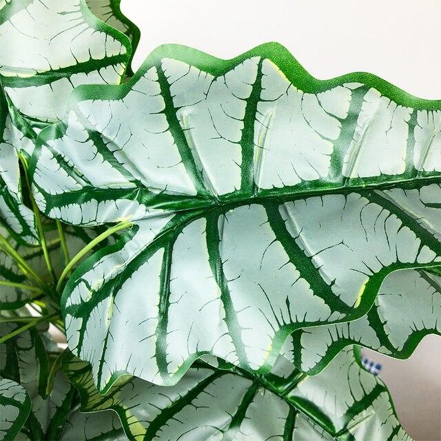 Купить 76 см/55 см большие искусственные тропические растения monstera картинки цена