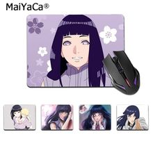 Maiyaca высококачественный аниме hyuga hinata высокоскоростной новый коврик для мыши, лидер продаж, оптовая продажа, игровой коврик для мыши