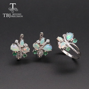 TBJ, Colorful gemstone Jewelry