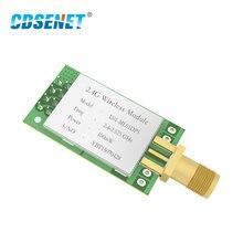 1 шт. E01-ML01DP5 nRF24L01 PA LNA 2,4 ГГц радиочастотный модуль 2,5 км iot SPI 2,4 ГГц радиочастотный передатчик приемник с экраном nRF24L01P