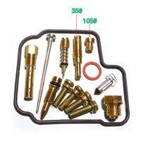 4 Sets Of Carburetor Repair Kits High Quality Four cylinder Motorcycle Carburetor Repair Kits For Honda NC23/CBR400RR/CBR23