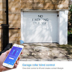 Image 5 - スマートホーム無線 lan 電気タッチブラインドカーテンスイッチ ewelink アプリ alexa による音声制御エコー機械制限ブラインドモーター