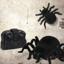 Toy Remote-Control-Toys Tarantula Snake Spider Terrifying Animal RC Joke Trick Horrible