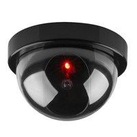 وهمية الدمية كاميرا قبة داخلي في الهواء الطلق محاكاة كاميرا أمنة للبيت مراقبة مقلد كاميرا شاشة LED-في كاميرات المراقبة من الأمن والحماية على