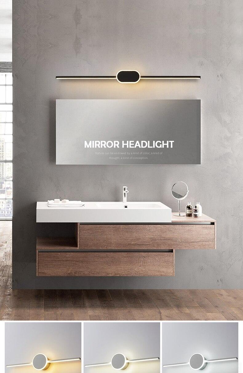 创意北欧卫生间镜前灯简约现代浴室镜柜灯led梳妆台化妆厕所灯-tmall_01