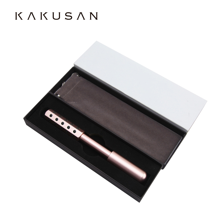 Купить с кэшбэком Kakusan germanium massage stick massage products face roller/massager roller for face lift