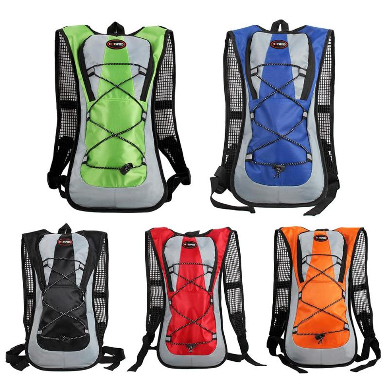 Outdoor Sports 5L Water Bag Waterproof Camelback Hydration Backpack For Camping Hiking Riding Climbing Running Bags