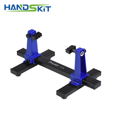 SN 390 Universal Adjustable Circuit Board Clamp PCB Holder Fixture Soldering Auxiliary Clamp For Mile Chips Motherboard Repair