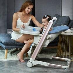 Multifunctionele Kindje Eetkamerstoel Te Eten Inklapbare Draagbare Baby Eettafel En Stoel Seat Kinderen Eetkamerstoel