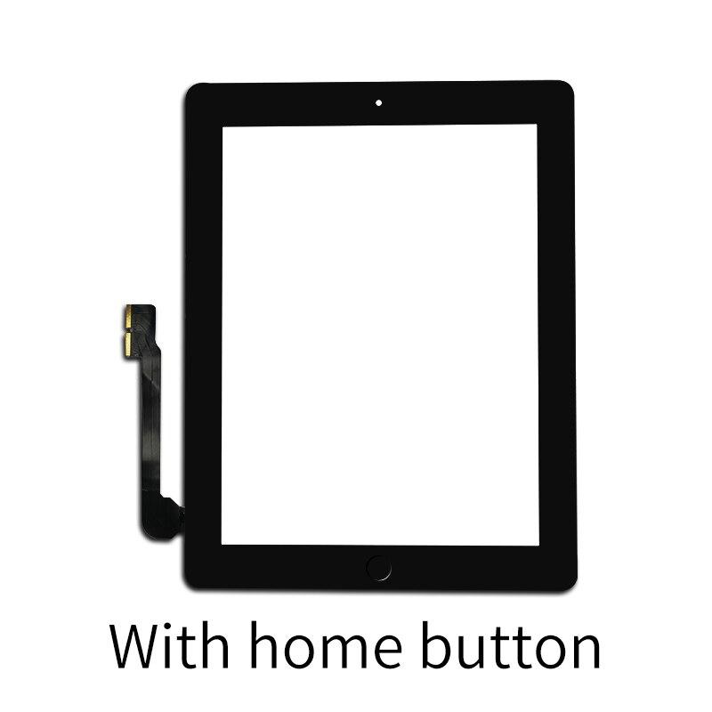 Сенсорный экран для iPad 3 4 iPad3 iPad4 A1416 A1430 A1403 A1458 A1459 A1460-5