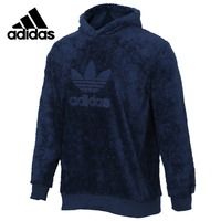 Original Adidas WINTERIZED PO Mens Pullover Hoodies Sportswear Sweatshirt