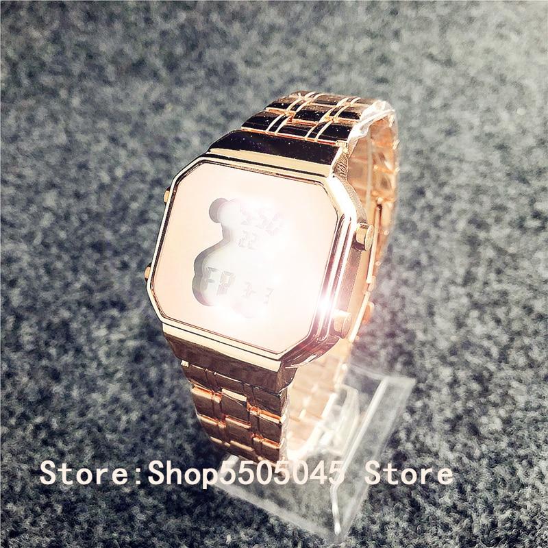 Women's Watch Bayan Kol Saati Fashion Gold  Rose Women's Watch Silver Woman Touses Reloj Mujer Saat Relogio Zegarek Damski