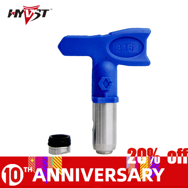 HYVST Airless Paint Gun  Nozzle  RAX 315 317 319 Sprayer Gun Tips For Spray Gun Paint Sprayer Spraying Tools