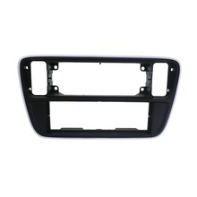 1 DIN Radio Fascia Facia DVD Panel Plate Stereo Installation Dash Kit for Skoda Citigo 2012+, for Volkswagen Up 2012+, for Seat(China)