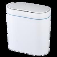 XiaoGui Smart Sensor Trash Can Electronic Automatic Household Bathroom Toilet Waterproof Narrow Seam Rechargeable
