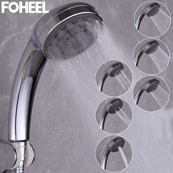 ראש מקלחת חסכוני עם לחץ גבוה