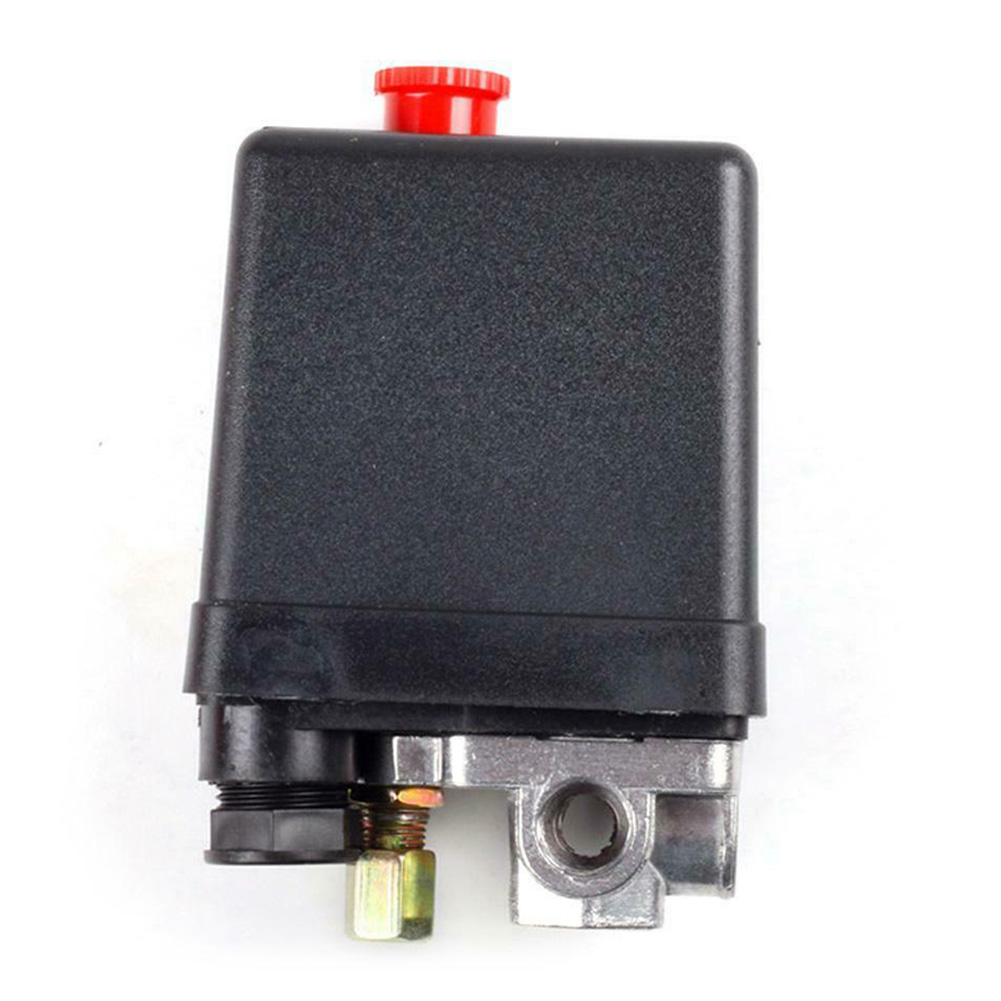 Image 3 - 90 120PSI Universal Motor Driven Practical Safety With Gauges Pressure Control Switch Air Compressor Pump Regulator Accessories-in Pneumatic Parts from Home Improvement