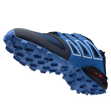 Professional Men Golf Sport Shoes Big Size 39-47 Spring Summer Mens Golf Training Sneakers Black Blue Spikeless Golf Trainers