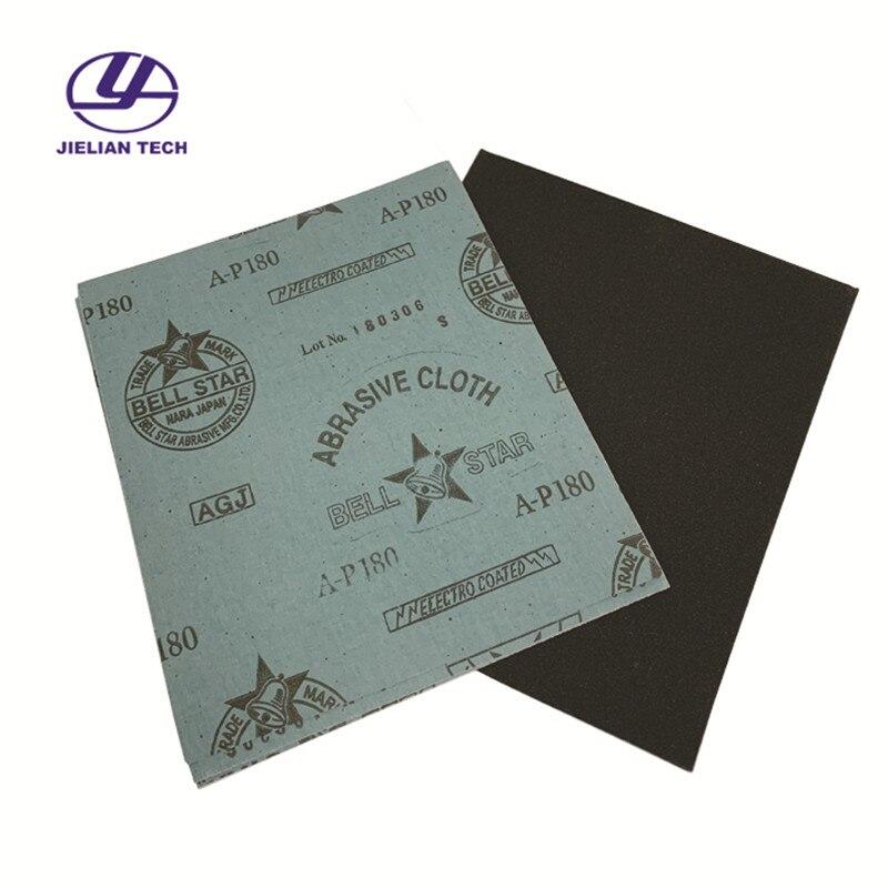 JAPAN BELL STAR ABRASIVE PAPER AGJ A-P180 A-P600 230*280mm
