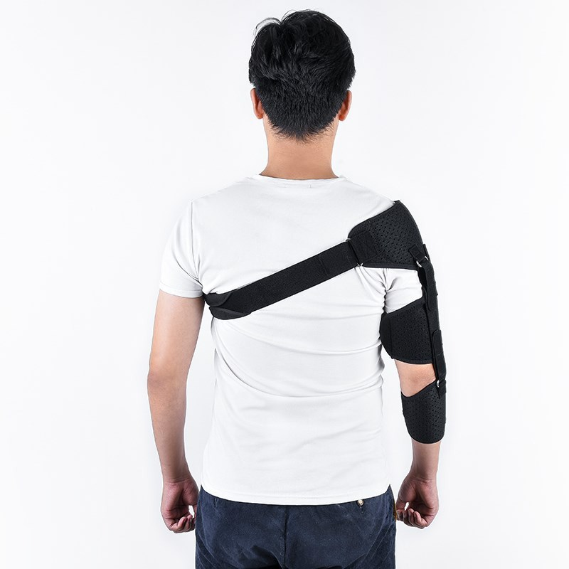 Old Man Hemiplegia Rehabilitation Shoulder Joint Pain Fixed Wrist Arm Protective Clothing Nursing Drag Shoulder Support Arm Frac