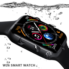 IP68 Waterproof Smart Watches for Iwo W26 Smartwatch ECG Bluetooth Call Smart Cl