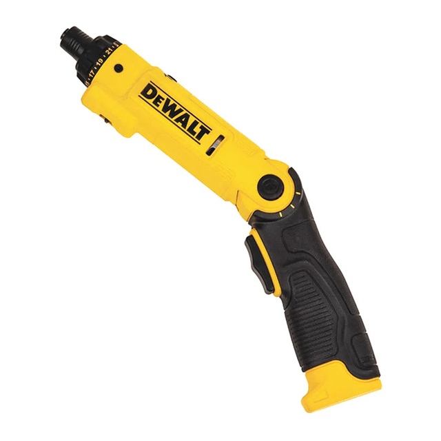 Dewalt Mini Electrical Screwdriver Set DCF008 Smart Cordless Electric Screwdrivers USB Rechargeable Handle with 45 Bit Set Drill 5