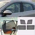 Автомобильный полноразмерный Магнитный солнцезащитный козырек с защитой от ультрафиолетовых лучей  сетчатый козырек для Honda Civic 9th 2012-2015