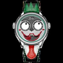 DITAWATCH Watch Men Creative Design Big Dial Joker Quartz Wrist Watches Leather Waterproof Sports