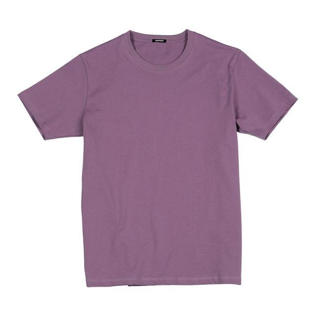 Causal O-Neck Basic T-Shirt 2