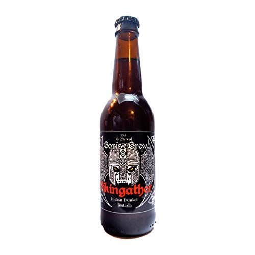 Vikingathor Indian Dunkel Boris Brew Craft Beer