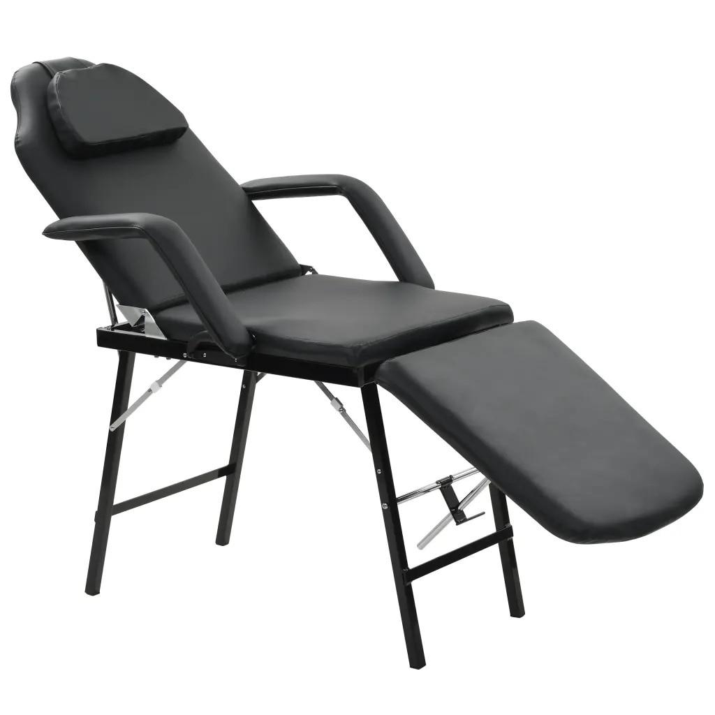 VidaXL Faux Leather Facial Treatment Massage Chair 110160