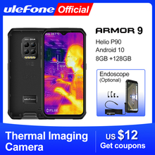 Ulefone Armor 9 Rugged 128GB CDMA/LTE/GSM/WCDMA Nfc Octa Core Face Recognition 64MP New