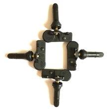 4個tpms DV6T1A180AA BB5T1A180AAタイヤ空気圧モニターシステムセンサーフォードエクスプローラーリンカーンナビゲーターBB5T 1A180 AA 433mhz