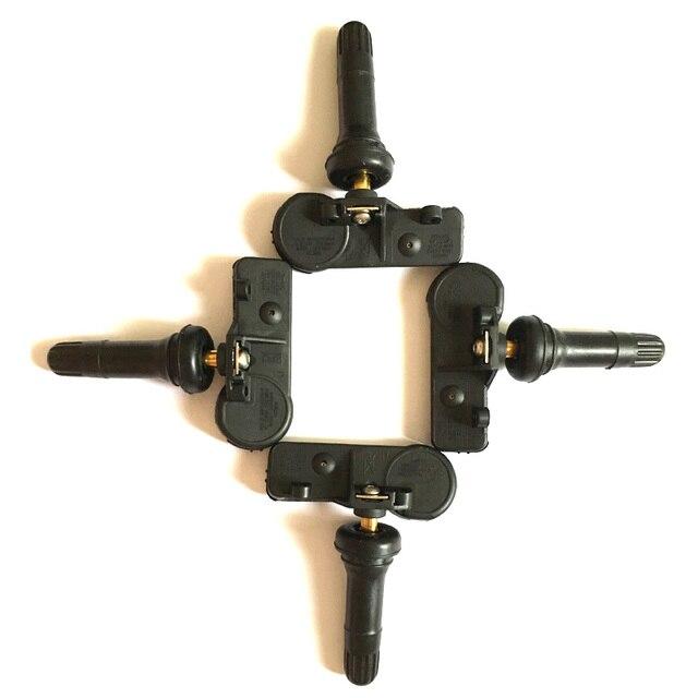 Sistema de supervisión de presión de neumáticos TPMS dv6t1180aa bb5t1180aa, Sensor para Ford Explorer, Lincoln Navigator, BB5T 1A180 AA, 433mhz, 4 Uds.