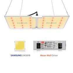 Spinne Farmer Led Wachsen Licht 2000W innen Wachsen Licht Für Pflanzen quantum bord lm301b Samsung Meanwell Fahrer Volle spektrum