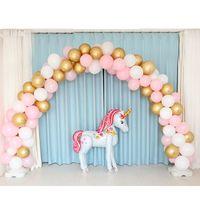 Balloon Arch Wedding Balloon Buckles Clip Connectors Birthday Wedding Party Backdrop Decor Grand Event Balloons Supplies