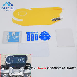 For Honda CB1000R CB 1000R CB 1000 R 2018 2019 2020 Cluster Scratch Protection Film Speedo Dashboard Screen Protector(China)