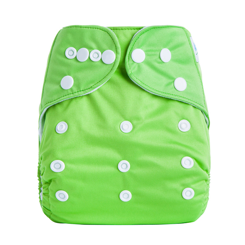 Cotton Baby Cloth Diapers Without Insert For Baby Reusable Organic Cloth Diapers Without Insert A8