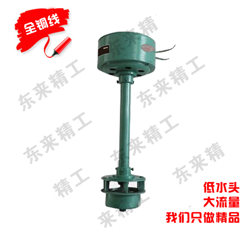 Permanent Magnet Small Household 1000W Axial Hydroelectric Generator 1kW Water Flow Generator Hydro-Generator
