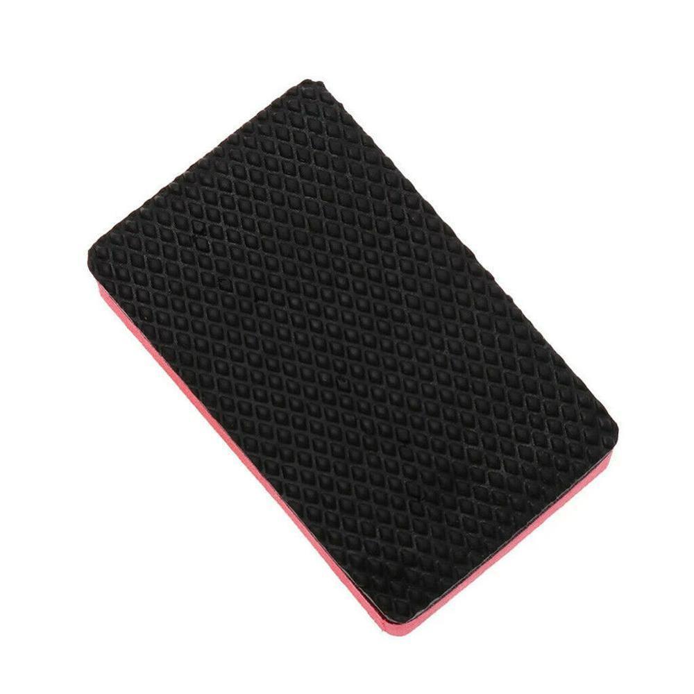 1PC Car Magic Clay Bar Pad Decontamination Sponge Block Wax Cleaner Pad Cleaning Polish Car Washing Tool Eraser Accessories T6Z8
