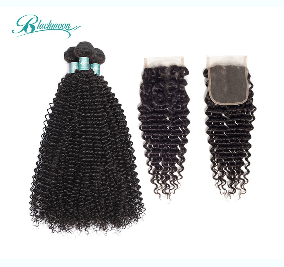 afro curly bundles with closure3+4_02