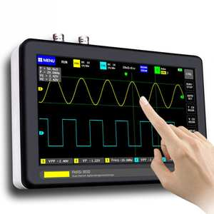 Oscilloscope-Set 8mb-Analyzer Engineering Digital-Storage Handheld Mini Electronic