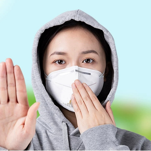 5PCS N95 5 Layers Mask Antivirus Flu Anti Infection KN95 Masks Particulate Respirator PM2.5 Protective Safety Same As KF94 Mask 3