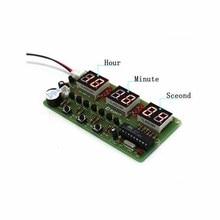 A23-- C51 Digital Clock Kit Suite Six 6 Bits Electronic Parts