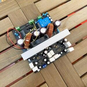 Image 1 - Усилитель 2000 Вт, 2 кВт, RMS Hi Fi, высокая мощность IRS2092, плата цифрового усилителя BTL, высокая точность, сценический усилитель, супер сабвуфер, плата H123