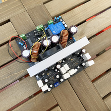 2000W Amplifier 2KW RMS HIFI High Power IRS2092 Digital Amplifier Board BTL High Fidelity Stage Amp Super Subwoofer Board H123