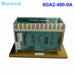 Image 3 - AVR 6GA24900A Circuit Diagram 6GA2 490 0A 6GA2 490 0A for 1FC5 1FC4 Series Generator Alternator