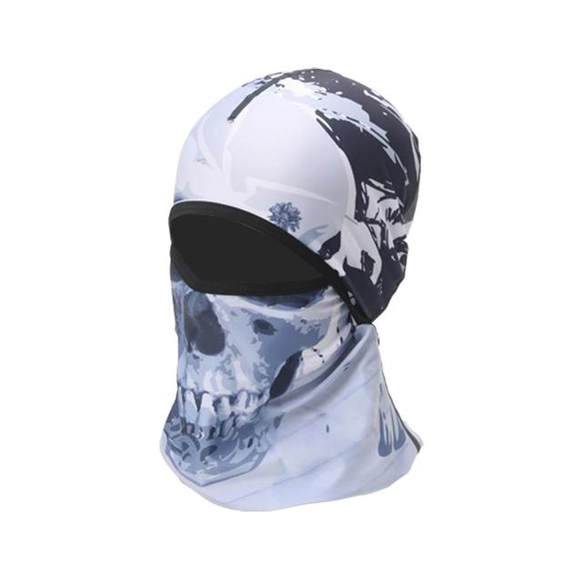 Best Quality Face Mask Motorcycl Soft Breathable Headgear Face Shield Motorcycle Mask Sun-protection Dust Protection 2