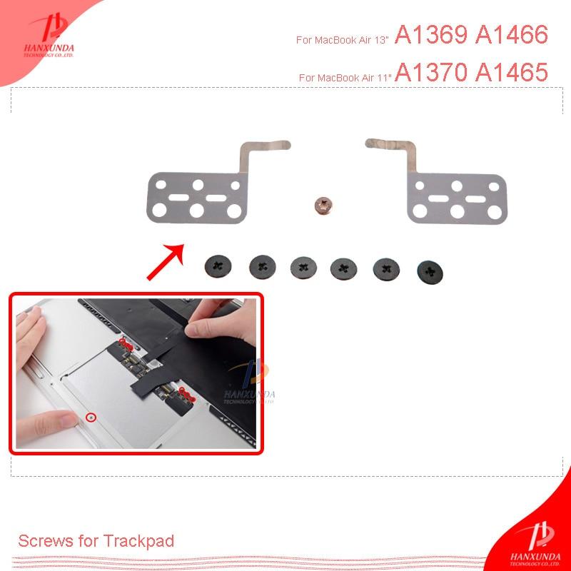 "Mid 2011 A1369 13/"" MacBook Air Screw Set Screws w// track pad screws"