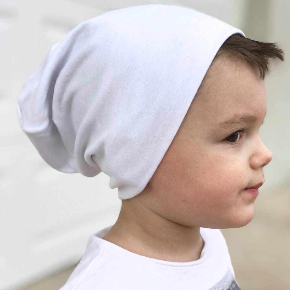Moda czapka dla niemowląt dla chłopca Hip Hop czapka dla dzieci dla dziewczynek elastyczna czapka zimowa dla dzieci czapki dla dzieci czapka dla niemowląt maluch babie lato